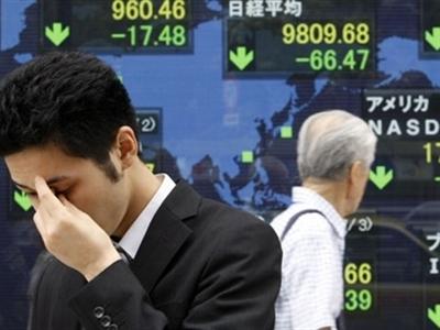Chứng khoán châu Á mất điểm vì giá dầu