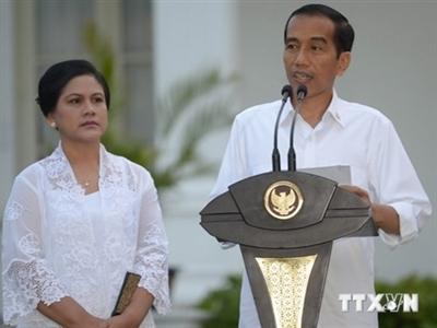 Tổng thống Indonesia đối mặt vấn đề tăng trưởng kinh tế chậm
