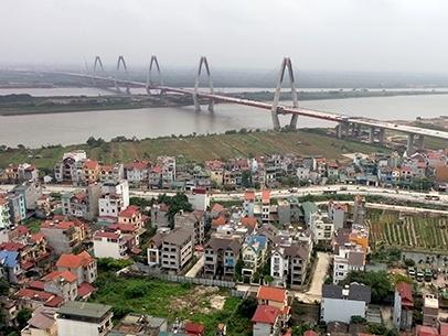 Điều chỉnh quy mô cầu vượt nút giao Phú Thượng đầu cầu Nhật Tân