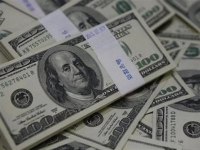 USD giảm sau tin tức kinh tế đáng thất vọng