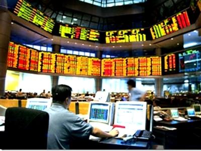 Chứng khoán châu Á giảm, chờ quyết sách từ ECB