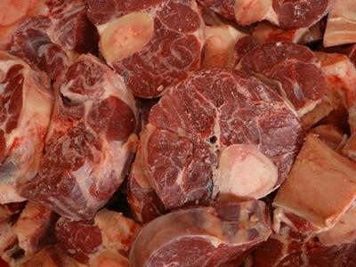 Nga cấm nhập khẩu thịt bò châu Âu do lo ngại bệnh than