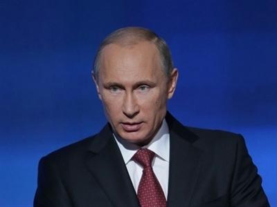 Putin quyền lực nhất thế giới