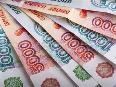Ruble lại bắt đáy vì Ngân hàng trung ương Nga