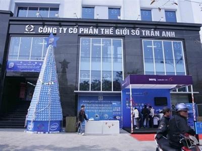 9 tháng lỗ gần 4 tỷ đồng, Trần Anh muốn tạm ứng cổ tức 10%