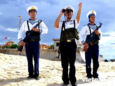 Kiên quyết phản đối hành động phi pháp của Trung Quốc ở Trường Sa