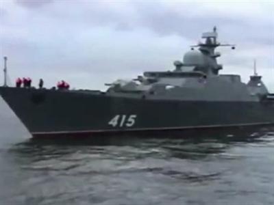 Nga sẽ giao 2 tàu hộ tống hiện đại cho Việt Nam vào cuối 2016