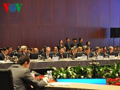 Khai mạc APEC: Kết nối toàn diện và duy trì vị thế của Diễn đàn