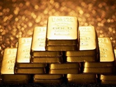 Giá vàng tăng nhẹ, vẫn xoay quanh mức thấp nhất 4 năm