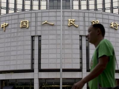 Trung Quốc bơm 126 tỷ USD vào hệ thống ngân hàng 2 tháng qua