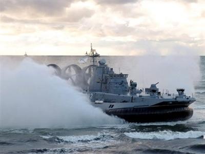 Tuần dương hạm Moskva sẽ tập trận bắn đạn thật trên Biển Đông