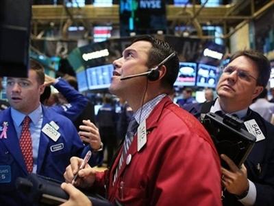 Chứng khoán Mỹ tăng mạnh nhờ số liệu kinh tế lạc quan