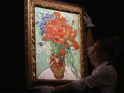 Tỷ phú Trung Quốc chi gần 62 triệu USD mua tranh Van Gogh