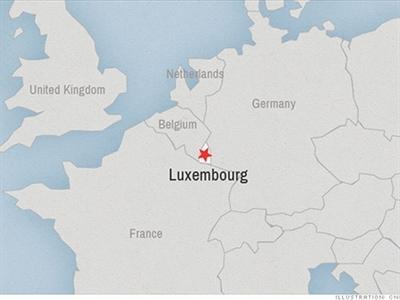 Hơn 340 doanh nghiệp trốn thuế ở Luxembourg