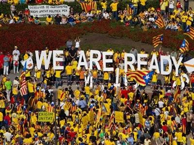 Hôm nay Catalonia trưng cầu dân ý tách khỏi Tây Ban Nha