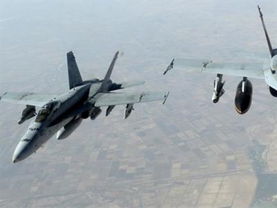 Đang họp lãnh đạo tại Mosul, IS bị Mỹ không kích