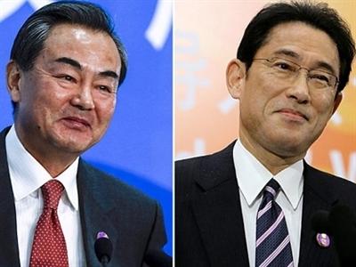 Nhật - Trung nối lại hội đàm các cấp
