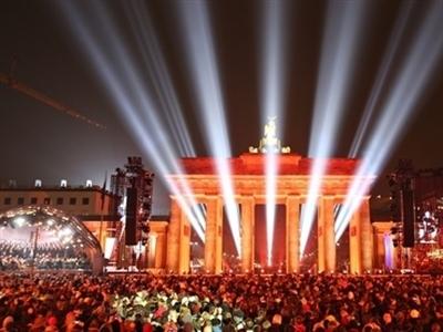 Đức kỷ niệm 25 năm Bức tường Berlin sụp đổ