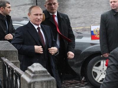 7 lần ám sát hụt và lá chắn sống của Tổng thống Putin