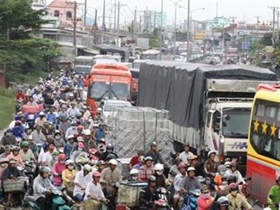 TPHCM kiến nghị xây thêm hai nút giao trên tuyến nối Tân Tạo - Chợ Đệm