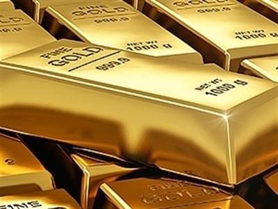 Giá vàng giảm 8 trong 9 phiên khi USD đi lên