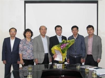 Bộ GTVT bổ nhiệm Phó Vụ trưởng Vụ Kế hoạch đầu tư