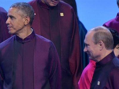 "Cuộc gặp ""kỳ lạ"" của Obama và Putin"