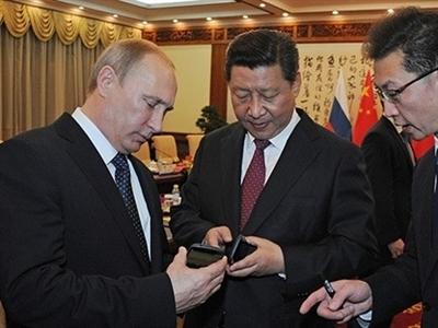 """Ông Putin tặng ông Tập Cận Bình """"dế xịn"""""""