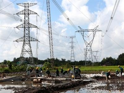 World Bank cho vay 500 triệu USD phát triển đồng bộ hệ thống truyền tải điện