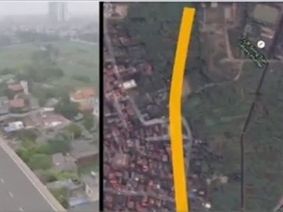 """Không có chuyện """"nắn cong"""" đoạn đường 200m tại phường Bồ Đề, quận Long Biên"""