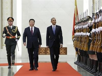 Obama - Tập Cận Bình ăn tối riêng trong 5 giờ