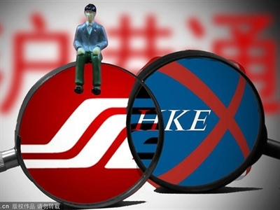 Liên kết chứng khoán với Hong Kong có giúp cổ phiếu Trung Quốc phất lên?