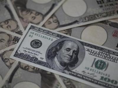 USD lên cao nhất 6 năm so với yên