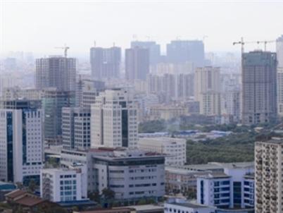 Lượng vốn ngoại cam kết vào bất động sản lớn nhất 4 năm qua