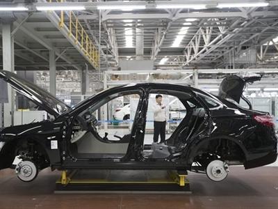 Trung Quốc: Sản lượng công nghiệp tháng 10 tăng chậm