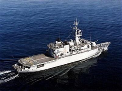 Tuần dương hạm Hải quân Pháp thăm Đà Nẵng
