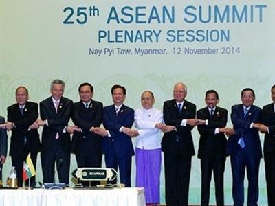 Chủ tịch ASEAN 25 ra tuyên bố về biển Đông