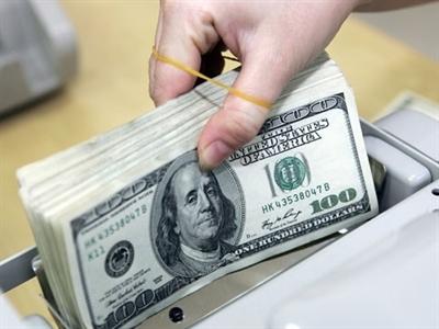 USD lên gần cao nhất 7 năm so với yên