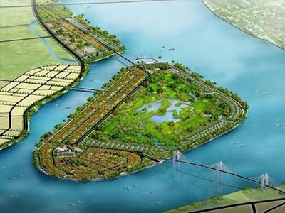 Quảng Ngãi thu hồi dự án Khu biệt thự Golf đảo Hồng Ngọc của Năm Bảy Bảy