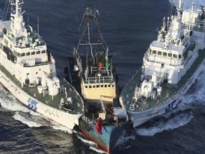 Nhật Bản sẽ phạt nặng tàu lạ, răn đe Trung Quốc