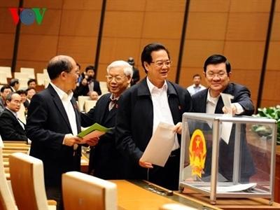 Truyền thông quốc tế đánh giá cao Việt Nam bỏ phiếu tín nhiệm