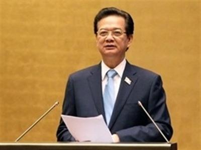 Thủ tướng và 4 thành viên Chính phủ trả lời chất vấn trước Quốc hội