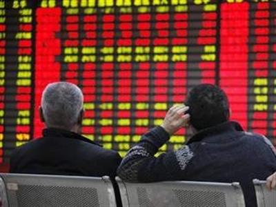 Chứng khoán châu Á giảm mạnh vì Nhật Bản suy thoái kinh tế