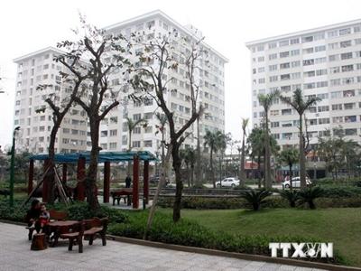 Lần đầu tiên Hà Nội có căn hộ cho người thu nhập thấp thuê