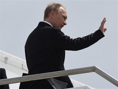 Vì sao Tổng thống Nga Putin rời cuộc họp G20 sớm?