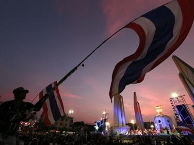 Kinh tế Thái Lan tăng trưởng nhẹ trong quý III/2014