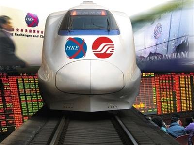 Vốn đổ vào thị trường chứng khoán Trung Quốc tăng mạnh