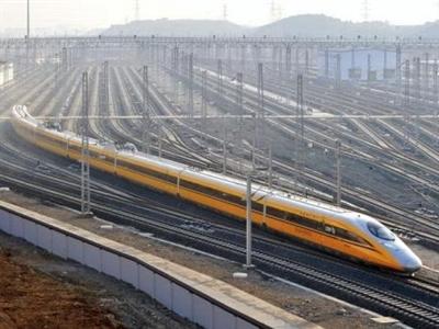 Trung Quốc tăng cường đầu tư xây dựng đường sắt mới