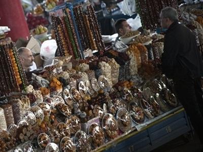 Dạo qua chợ thực phẩm lớn nhất ở thủ đô Yerevan, Armenia