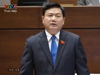 Bộ trưởng Đinh La Thăng: Chi phí xây nhiều cao tốc Việt Nam thấp hơn so với khu vực
